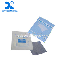 Medical gauze swabs machine made in China gauze pads 100% cotton with CE&FDA