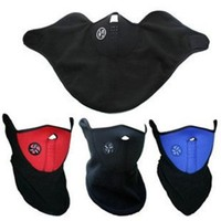 Windproof Winter Ski Snowboard Face Mask Outdoor Sports Cycling Bicycle Motorcycle Riding Carbon Protective Filter Thermal Mask