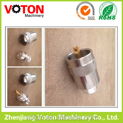 UHF (PL259/SO259)male/plug for LMR300 connector