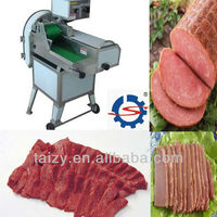 Stainless steel cooked meat cutting machine //008618703616828