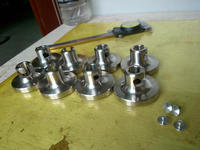 High Quality stainless Steel Central Machinery Precise Machining CNC lathe parts