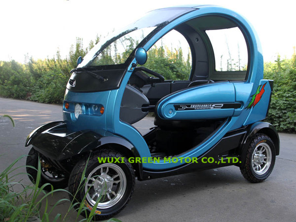 2015 new vehicles adult electric car green power golf car