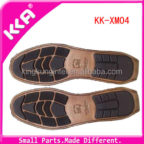 Wholesale leather shoe soles with different designs