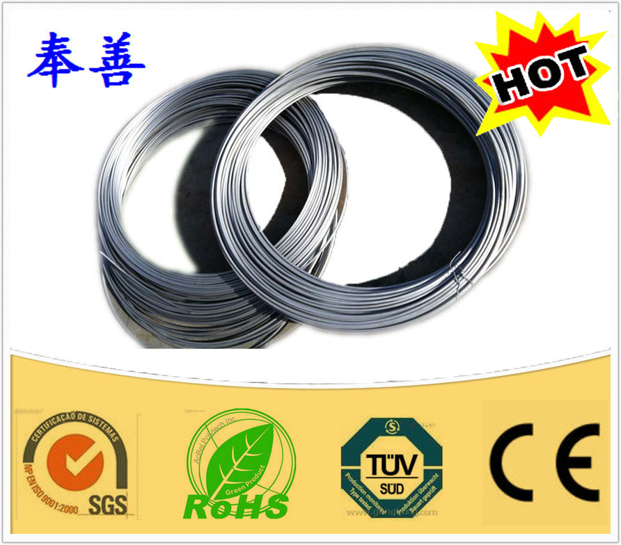 nichrome pure nickel resistance strip nicr 2080 stainless steel coil tube