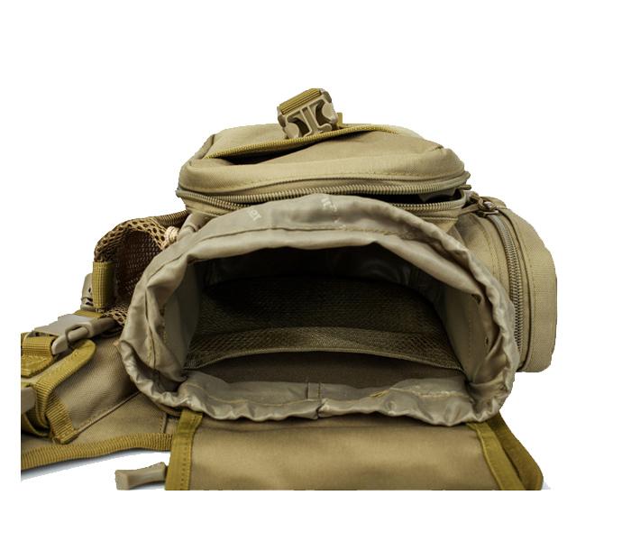 Multifunctional Single Shoulder Crossbody Bag Tactical Messenger Bag