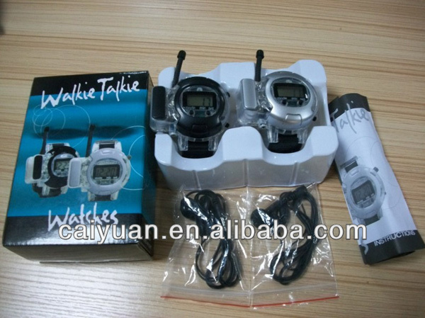 China supplier two way ham radio with earpiece