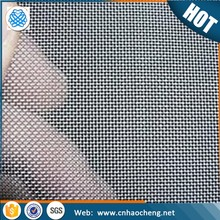 Heating resistant fireplace screen material 80 mesh FeCrAl woven wire mesh