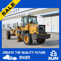 HP120 small motor grader/ground leveling road construction