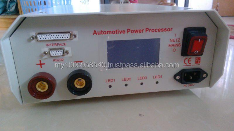 2014 Hot Automatic Voltage Regulator automotive power processor use for Programming Dedicated Power supply