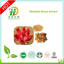 Factory Direct Supply Rhodiola Rosea Extract Powder 1%~5% Salidroside/Rosavin HPLC