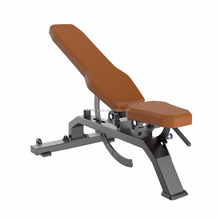 fitness& bodybuilding products /Integrated gym machine Adjustable bench Gym Equipment/APL-639/gym equipment dimension