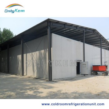 Refrigeration Meat Cold Store for sale