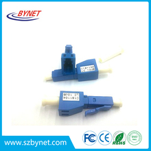Latest Technology LC/APC/UPC Male - Female fiber optical Attenuator