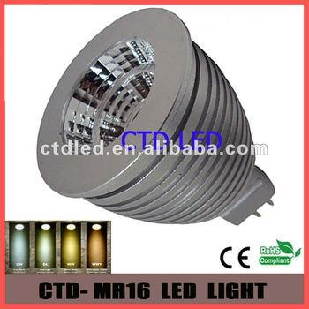 6W LED MR16 House Lighting