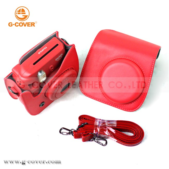 Camera case for Fuji Instax Mini8, Checky camera case for Mini8