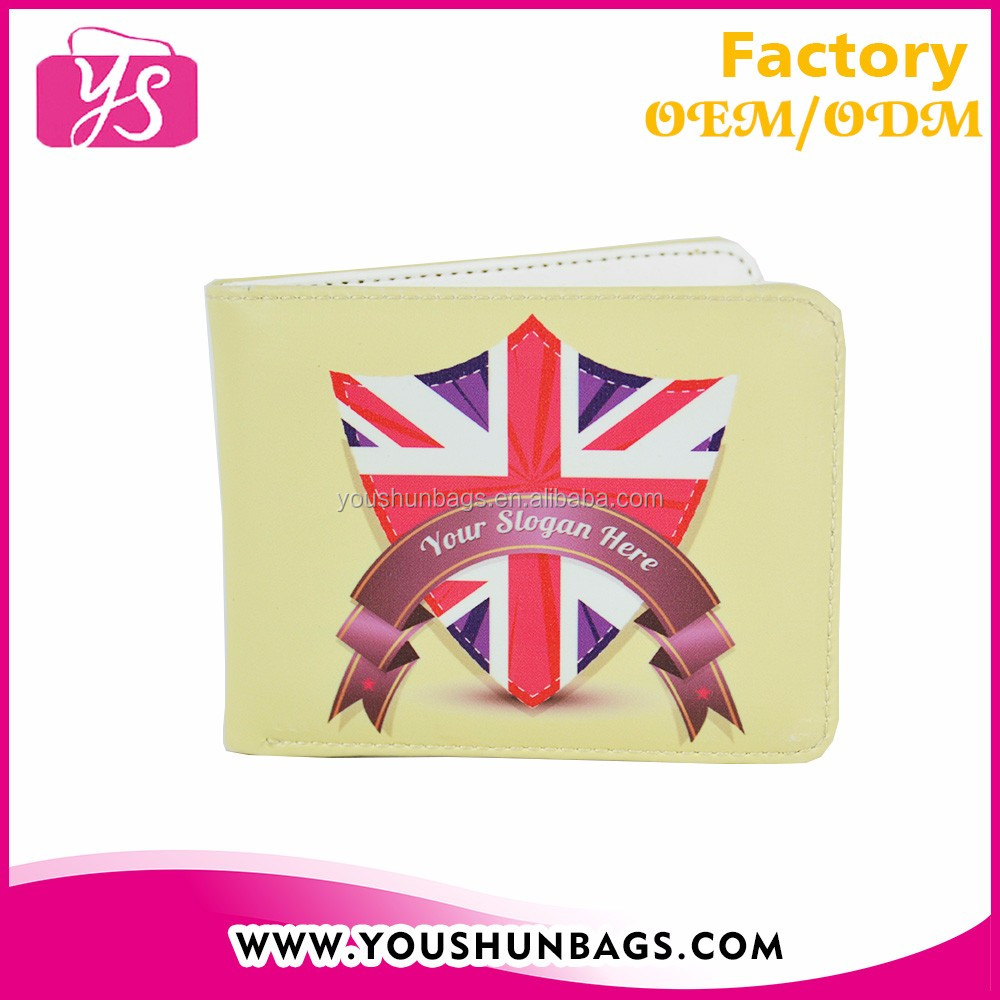 Best Seller leather foldable wallet for girl wholesale