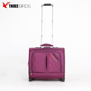 Polycarbonate spinner trolley case customized lightweight airport luggage trolley