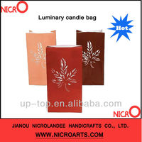 Party Deco~~ LED paper candle bags