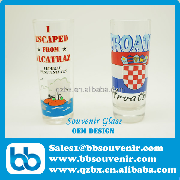 glass souvenir,shot glass,glass mug