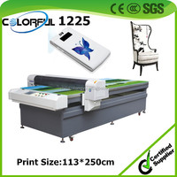 Mutoh print head wood direct industrial inkjet printing machine (colorful 1225)