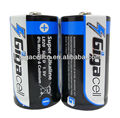 LR20 Size D super alkaline battery AM1 battery