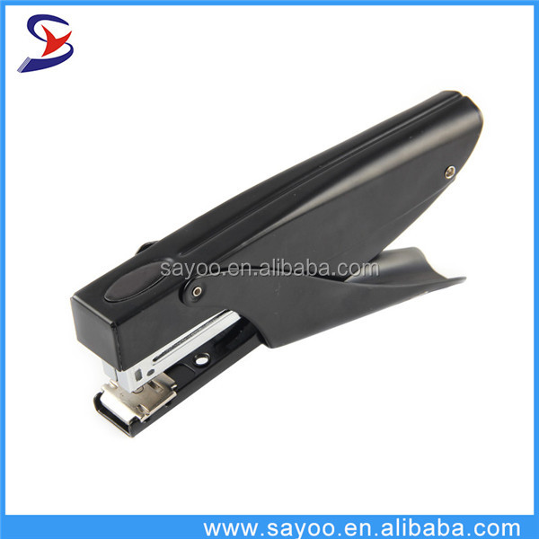 New design high quality hand metal plier stapler