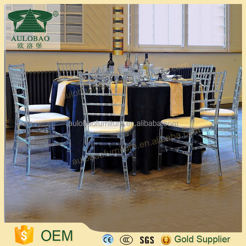 Good quality wholesale modern banquet tiffany chair