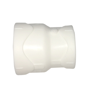 Satisfied price plastic ppr pipe fittings straight coupling reducer