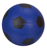 soft toy shape and PU material cheap stress soccer balls