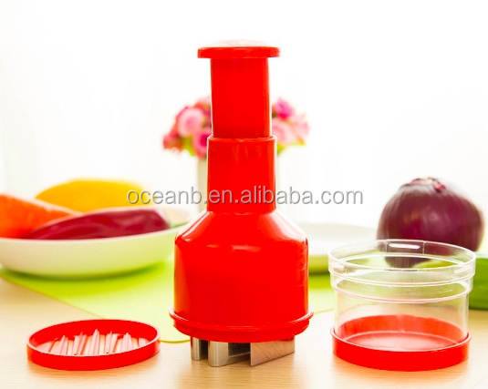 Hand Manual Mini Food Vegetable Chopper
