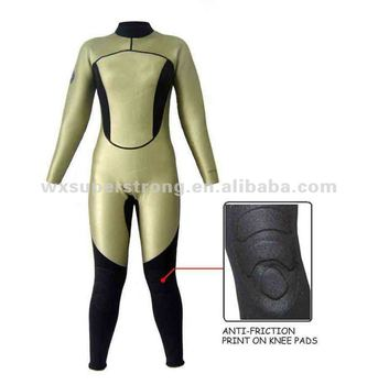 2016 Women's Diving Wet Suit/Full Wetsuits with Long sleeves made of Neoprene