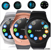 No.1 G3 1.3inch smartwatch full round screen smart watch G3 watch phone for ios and android bluetooth 4.0 smart watch.