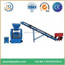 automatic concrete hollow block making machine CHB machine