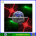 Used disco equipment disco ball,led crystal magic ball light for decorate parties