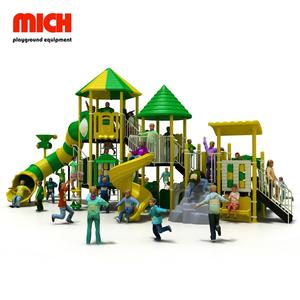 Professional Plastic Outdoor Toys For Kids Playground