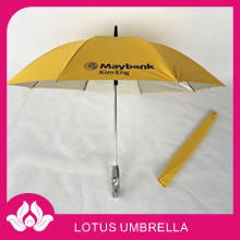 "23""*8k sun protection golf umbrellas with fans"