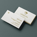 Personalized creative business card, business card, business card production