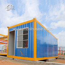 Fireproof soundproof anti-quake prefab 1 bedroom mobile homes