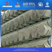3/4 INCH q195 pre galvanized steel pipes and tubes