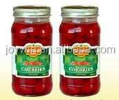 offer fruit product, canned cherry in light syrup