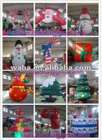 inflatable stage decoration wedding decorations Christmas decorations
