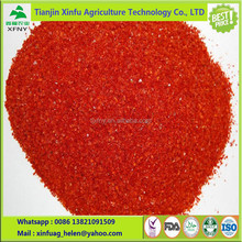 2017 high quality specification of red chili powder