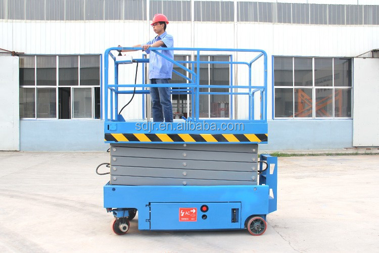 Aerial equipment china manufacturer sale scissor lift table,hydraulic aerial access platforms