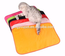 creative square pet dog cat mat for summer