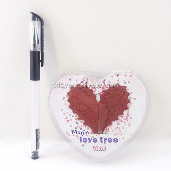 Magic Paper lovely gift for mini love tree