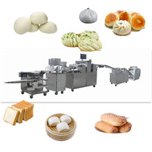 Chinese steamed buns machine