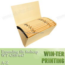 WT-OSS-647 Recycled kraft paper file box