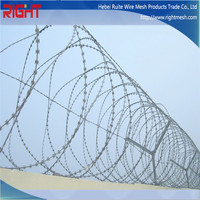 China Manufacture Good Price Razor Wire Concertina