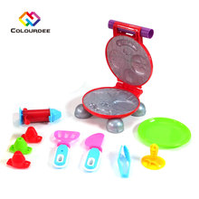 Play Dough Toy Color Clay Suit Tools for Children's Entertainment