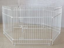Panel Heavy Duty Pet Playpen Dog Exercise Pen Cat Fence